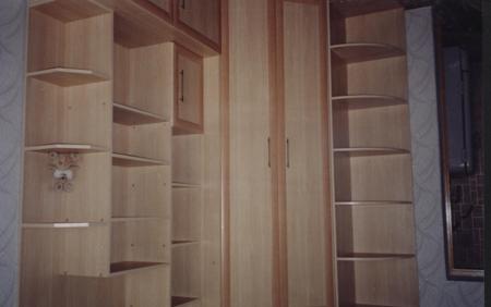 Встроенная мебель