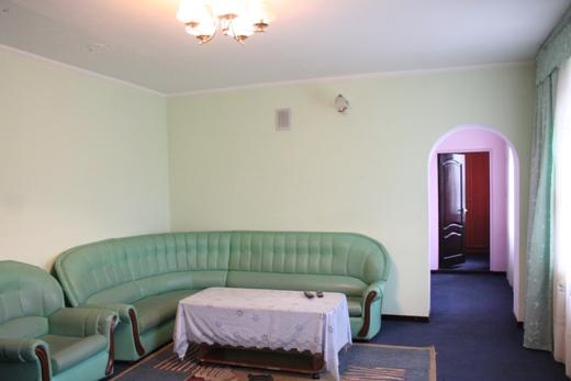 Гостиница на Орозбекова