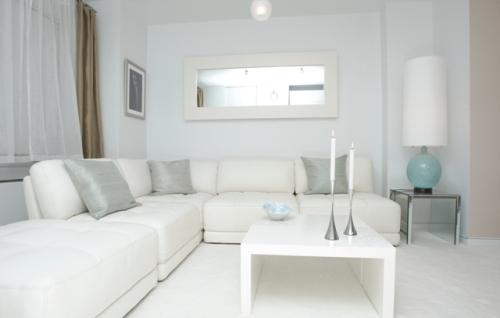 Как зрительно увеличить пространство маленьких комнат