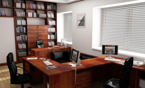 Выбор мебели в офис