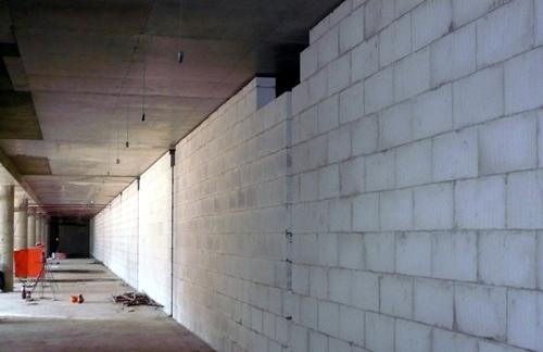 9.Возведение стен и перегородок