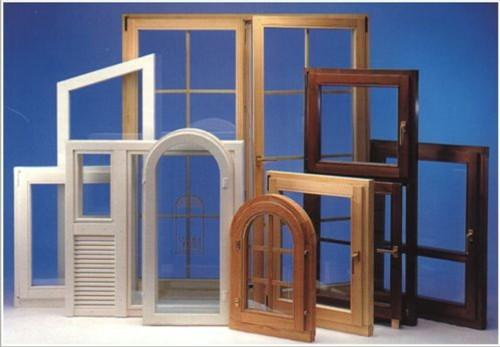 16.Окна, двери, наличники, короба